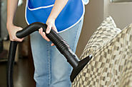 Professional carpet cleaner by Specialized Cleaning Service LLC