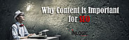 Why Content is Important for SEO Dubai