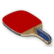 Champion PH530V Japanese Penhold Ping Pong Racket Table Tennis & Key Ring