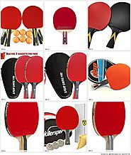 Best Ping Pong Paddle for Intermediate Players - Reviews and Ratings 2017 | Listly List