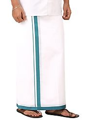 Cave - Double Dhoti