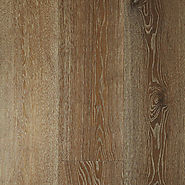 Washed Chestnut European Oak Timber Flooring - WOODCUT