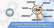 Customer Relationship Management (CRM) Consulting