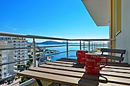 Holiday Apartment rent Saranda One Bedroom Sea View - Albania