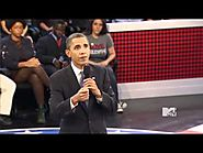 Pres. Obama MTV - Cyberbullying