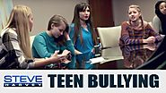 Bullying: Will Teen Girls Speak Up? || STEVE HARVEY