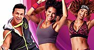 Zumba a Journey Towards Staying Fit