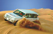 The Fun Unlimited in Desert Safari Tours in Dubai