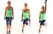 14 Dumbbell Exercises for Strong Women