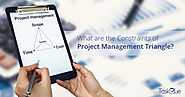 What are the Constraints of Project Management Triangle?