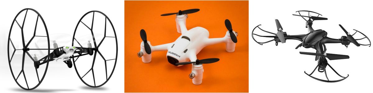 Headline for The Ultimate Top 5 Drones Under £100