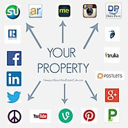 What Social Media Sites is your Home for Sale Marketed On?