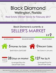 Black Diamond Wellington, FL Real Estate Market Trends | FEB 2017