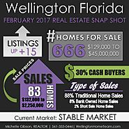 Is Wellington Florida a Seller's Market? March 2017