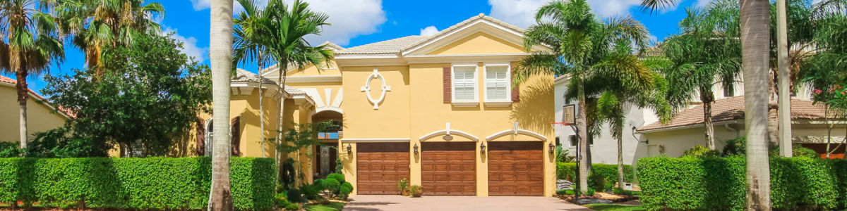 Headline for Wellington Florida Real Estate Market Reports