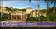 Olympia Home RENTED! 2635 Treanor Terrace, Wellington, Florida 33414