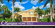 Olympia Home SOLD! 2218 Stotesbury Way, Wellington, Florida 33414