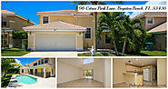 Boynton Estates Pool Home for Rent | 96 Citrus Park Ln, Boynton Beach