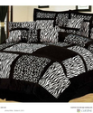 White Tiger Bedding Sets