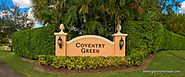 Coventry Green Wellington Florida Townhomes for Sale | Updated Daily!