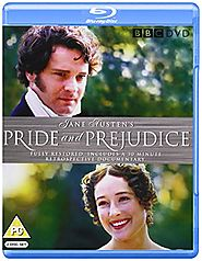 Pride and Prejudice [Blu-ray]