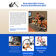Best Indoor Bike Trainer Exercise Stand Reviews 2017