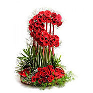 What are Different Types of Flower Arrangements to Send Online