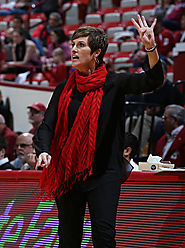 Coach's Chair: Teri Moren, Indiana University
