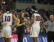 Coach's Chair: Lisa Fortier, Gonzaga University