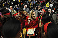 Coach's Chair: Brenda Frese, University of Maryland