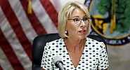 DeVos calls views of white nationalists 'totally abhorrent'