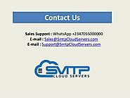 SMTP Cloud Servers - Mass SMTP Server Hosting