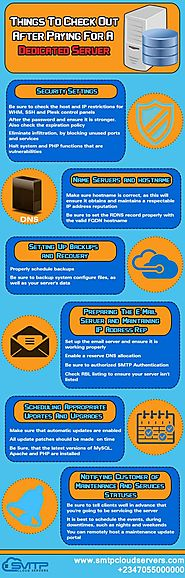 SMTP Cloud Servers-Mass Emailing