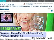 Uroblog.net - News and Medical Information by Practicing Doctors