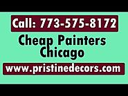 house painting chicago | Call 773-575-8172