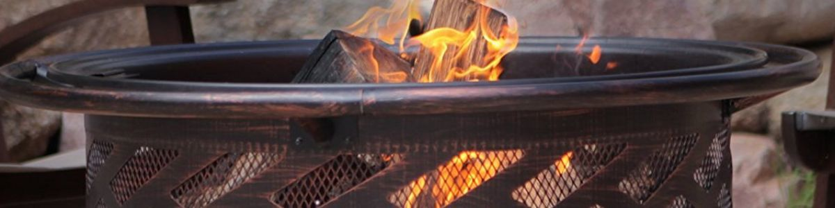 Headline for Best Portable Fire Pits Reviews