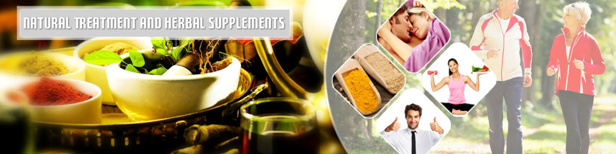 Headline for Ayurvedic Supplements and Home Remedies
