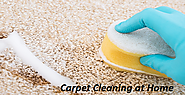 7 Steps To Do Easily Carpet Cleaning At Home