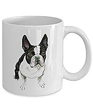 Cute French Bulldog Mugs