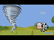 What is a Tornado? Facts & Information | Mocomi Kids