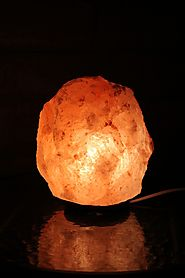 Is it Safe to Leave a Salt Lamp On All Night? | Himalayan Salt Lamps