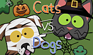 CatsVsDogs.io | Play CatsVsDogs.io for free on Iogames.space!