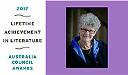 Kate Grenville awarded 2017 Australia Council Award for Lifetime Achievement in Literature