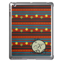 Monogram Stars & Stripes iPad Cases from Zazzle.com