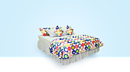 Bed linen and bed comforters in Dubai