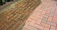 Concrete Painter: Why Availing Commercial Paver Cleaning Services is Evident?