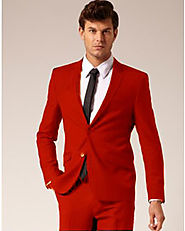 Look More Classy & Stylish With 3 Button Suit