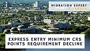 First March draw stretches Express Entry minimum CRS points requirement decline to fifth in a row | MigrationExpert Blog