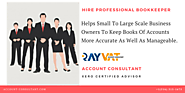 Hire A Bookkeeper in Melbourne