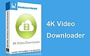4K Video Downloader Key 4.1.2 Free Download + License Key 2017 [NEW]